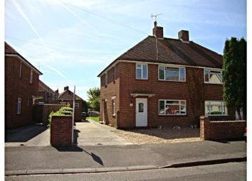 Thumbnail 3 bed semi-detached house for sale in Pevensey Road, Bognor Regis
