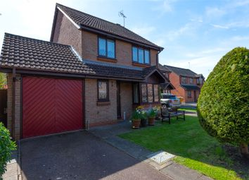 Thumbnail 3 bed detached house for sale in The Limes, Bramley, Tadley