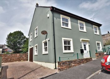 Thumbnail 4 bed detached house for sale in Church Street, Maryport