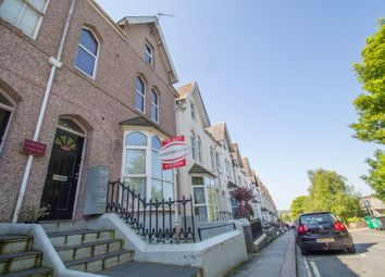 Thumbnail 1 bedroom flat for sale in Napier Terrace, Mutley, Plymouth