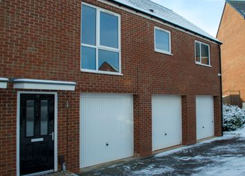 Thumbnail 2 bed flat for sale in Matilda Grove, Knutton, Newcastle