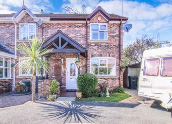 Thumbnail 2 bed end terrace house for sale in Mount Farm Way, Great Sutton, Ellesmere Port