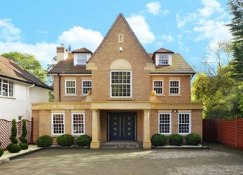 Thumbnail 6 bed detached house to rent in Henley Drive, Coombe, Kingston Upon Thames
