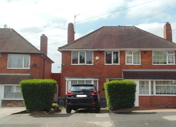 Thumbnail 3 bed semi-detached house for sale in Chelmorton Road, Great Barr