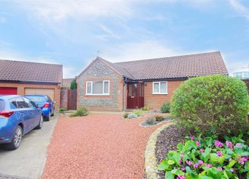 Thumbnail 3 bed detached bungalow for sale in Fairfield Close, Mundesley, Norwich