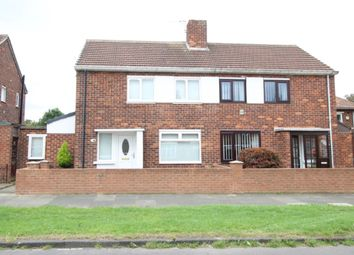 Thumbnail 2 bedroom semi-detached house for sale in Evesham Road, Middlesbrough