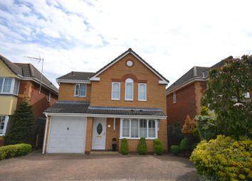 Thumbnail 4 bed detached house for sale in Deben Walk, Clacton-On-Sea