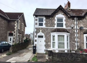 Thumbnail 4 bed property to rent in Swiss Road, Weston-Super-Mare, North Somerset