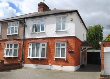 Thumbnail 3 bed semi-detached house for sale in Argyle Gardens, Upminster