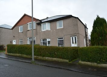 Thumbnail 3 bedroom flat for sale in Bencroft Drive, Glasgow