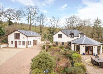 Thumbnail 3 bedroom detached house for sale in Plus 2 Bed Apartment And Land, Bodmin, Cornwall