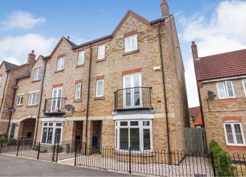 Thumbnail 4 bed end terrace house for sale in Venables Way, Lincoln