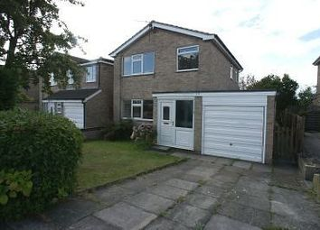Thumbnail 3 bed detached house to rent in Woodhall Drive, Littleover, Derby