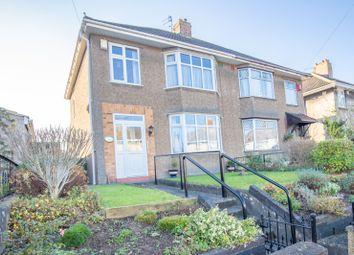 Thumbnail 3 bed semi-detached house for sale in Monks Park Avenue, Horfield, Bristol