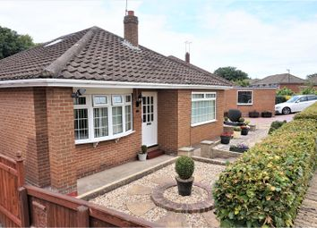 Thumbnail 3 bed detached bungalow for sale in Hollywalk Close, Normanby, Middlesbrough