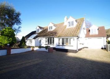 Thumbnail 5 bedroom detached house for sale in St. Marys Road, Croyde, Braunton