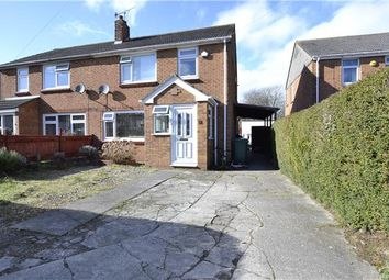 Thumbnail 3 bed semi-detached house for sale in Trevisa Grove, Bristol