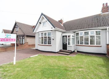 Thumbnail 3 bed bungalow for sale in Oakland Avenue, Hartlepool