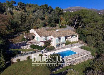 Thumbnail 5 bed villa for sale in Tourrettes-Sur-Loup, Alpes-Maritimes, 06140, France