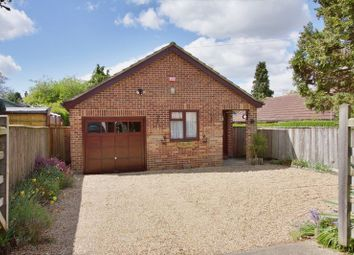 Thumbnail 2 bed detached bungalow for sale in The Oaks, Lynwood Drive, Andover