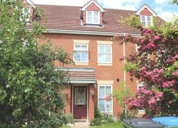 Thumbnail 3 bed town house for sale in Floathaven Close, Thamesmead West