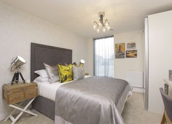 Thumbnail 1 bed flat for sale in Austen House, Harrow On The Hill