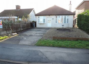 Thumbnail 2 bed detached bungalow to rent in Austerby, Bourne, Lincolnshire