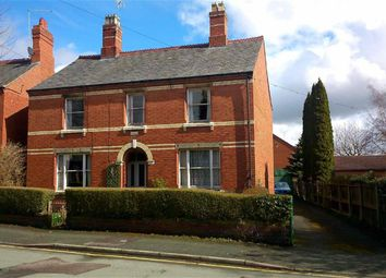 Thumbnail 4 bed detached house for sale in Ferrers Road, Oswestry