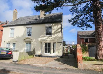 Thumbnail 4 bed semi-detached house for sale in West Road, Saffron Walden