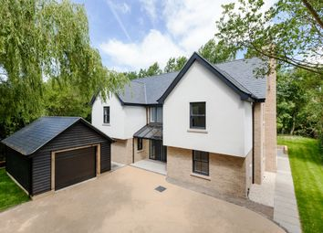 Thumbnail 5 bed detached house for sale in Hardwick Road, Toft, Cambridge