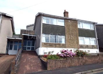 Thumbnail 3 bed semi-detached house for sale in Lawrence Hill Avenue, Off Chepstow Road, Newport.