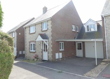 Thumbnail 4 bed link-detached house for sale in Lower Putton Lane, Chickerell, Weymouth, Dorset
