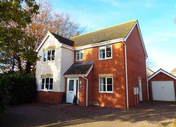 Thumbnail 4 bedroom detached house for sale in Soham, Ely, Cambridgeshire