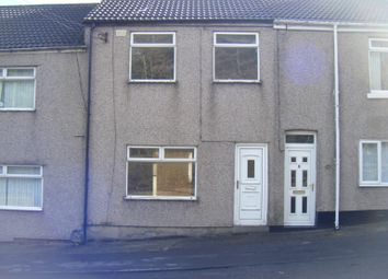 Thumbnail 3 bedroom terraced house to rent in Lillie Terrace, Trimdon Station