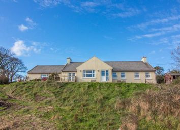 Thumbnail 4 bed detached bungalow for sale in Seafield, Laxey Road, Baldrine