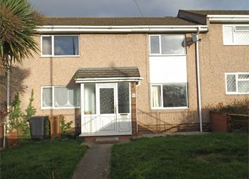 Thumbnail 3 bed terraced house for sale in Bryn Mor, Gronant, Prestatyn, Flintshire