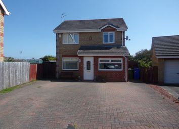 Thumbnail 3 bed detached house for sale in Humford Green, Blyth