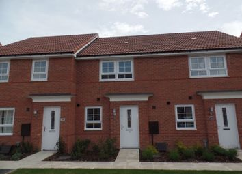 3 bed terraced house to rent in Antonius Way, North Hykeham, Lincoln LN6