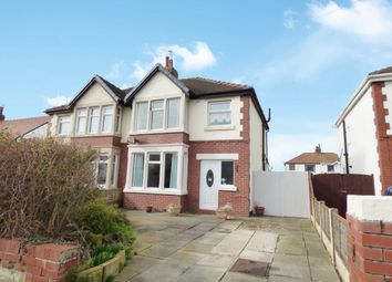 3 bed semi-detached house for sale in Rutland Avenue, Thornton-Cleveleys, Lancashire FY5