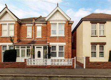 Thumbnail 4 bed semi-detached house for sale in Scotter Road, Boscombe, Bournemouth