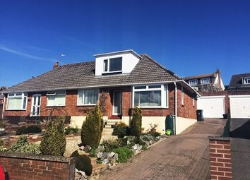Thumbnail 2 bedroom semi-detached bungalow for sale in Mount Pleasant Avenue, Exmouth