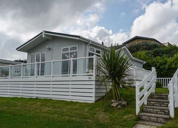 Thumbnail 2 bed mobile/park home for sale in Glan Gors Holiday Park, Brynteg, Anglesey