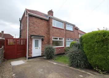 Thumbnail 2 bed semi-detached house to rent in Mitford Gardens, Lobley Hill, Gateshead