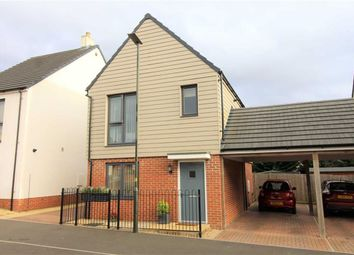 Thumbnail 3 bed link-detached house for sale in Teagues Way, Cinderford