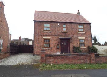 Thumbnail 3 bed detached house for sale in Main Street, Blidworth, Nottinghamshire