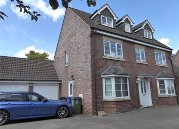 Thumbnail 5 bedroom detached house to rent in Harefield, Grange Park, Northampton