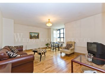 Thumbnail 1 bed flat to rent in Warwick House, Windsor Way, Kensington, London