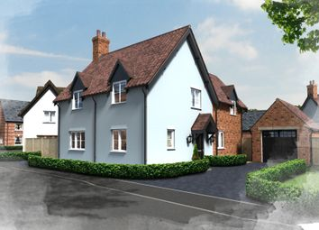 Thumbnail 3 bed cottage for sale in Plot 40, Hill Place, Brington, Huntingdon