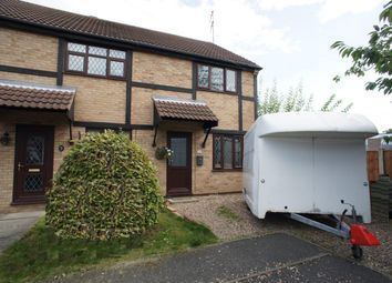 Thumbnail 2 bed terraced house to rent in Howard Close, Long Eaton, Nottingham