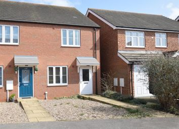 Thumbnail 2 bed end terrace house for sale in Mallard Way, Market Rasen
